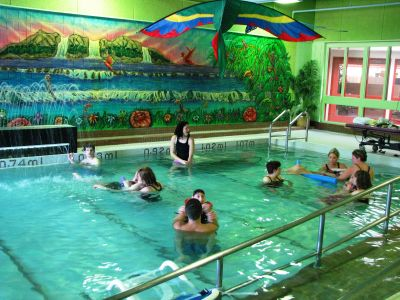 Brantwood Community Services Hydrotherapy Pool